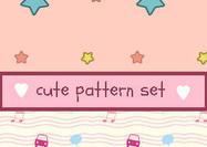 Cute Pattern Pack