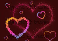 Cadres de coeur