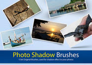 Photo-shadow-brushes-effect