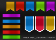 Ribbon-brush-pack