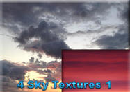 Textures de ciel 1
