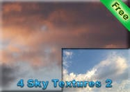 4 Sky Textures 2