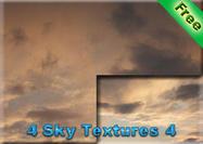 4 Himmel Texturen 4