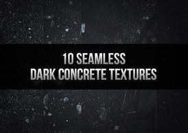 10-seamless-dark-concrete-textures
