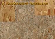 Texturas de placa de cortiça barkboard
