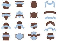 Heraldry-shield-brushes-pack