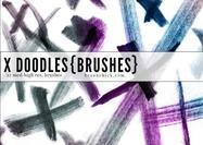X-doodle-brush-stroke-brushes