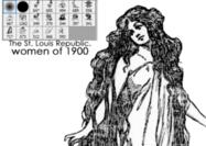 Women Brushes of 1900