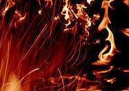 Escovas de fogo e chamas (Promo)