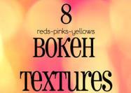 8 bokeh texturen