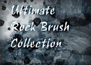 Ultimate Rock Brush Kollektion