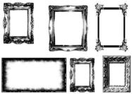 S&T Frames Brushes