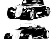 S&T Hot Rod Shapes