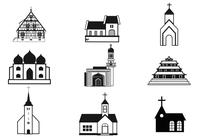 Churches-brushes-pack