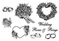 Wedding Brush Elements Pack
