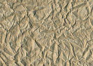 Badly-crumpled-brown-paper-texture
