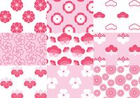 Japanese-blossom-floral-patterns