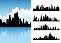 City-skylines-brushes-pack