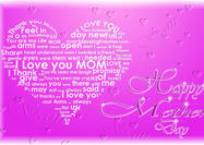 Mother's Day PSD Special - Mom in Heart