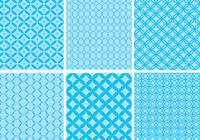 Circular Blue Pattern Pack