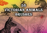 58-victorian-animal-brushes