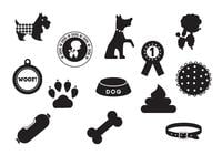 Hundepinsel Icon Pack