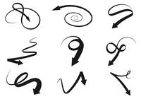 Black-swirly-arrow-brushes-pack