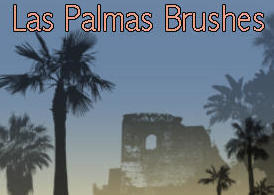 Las-palmas-palm-tree-brushes
