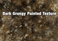 Dark Grungy Painted Background