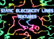 6 Static Electricity Textures
