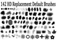 Hi-def-replacement-default-photoshop-brush-set