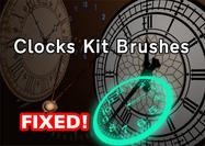 Clocks-kit-brushes