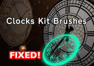Clocks-kit-brushes