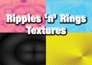 Ripples & Rings Background Textures