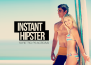 Instant Hipster - 10 Retro Acciones