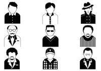 Ensemble de brosses Avatar Avatar