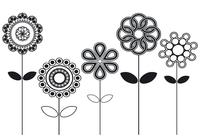 Abstract-flower-brushes-pack
