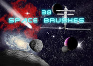 Space-brushes-collection