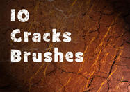 10 Hi Def Cracks Brushes