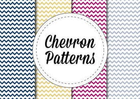 Free-chevron-patterns