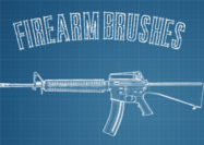 Firearms-brushes