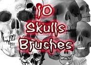 10-creepy-skulls-brushes
