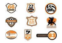 Motor-raceway-badge-brushes-pack