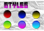 Beaux styles de photoshop (: