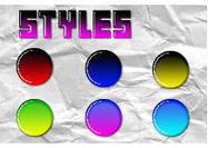 Beautiful Photoshop Styles (: