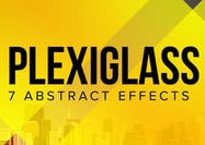 Plexiglas Photoshop Acties door SparkleStock