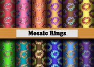 12 Mosaic Rings Patterns