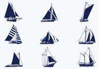 Sailing Ship Brushes Pack