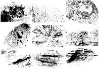 Cracked Grunge Brushes-Pack