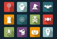 Shadowy Halloween PSD Icon Pack
